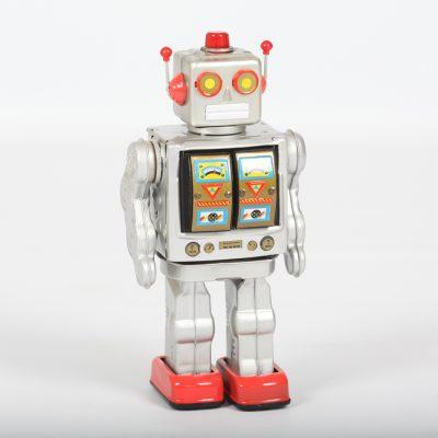 Robot Zilver