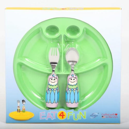 EAT 4 FUN KINDERSERVIES PRINSES